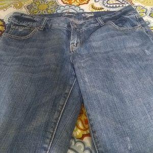 American Eagle Bootleg jeans
